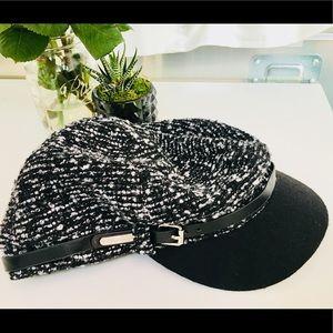 Sleek Calvin Klein hat